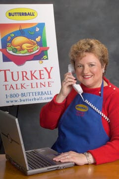 Turkey Talk-Line
