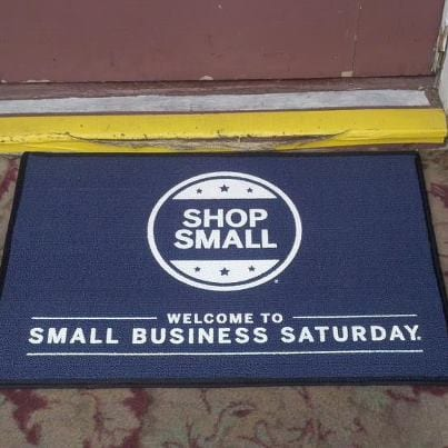 Celebrating American Express' Small Business Saturday in Media, PA!