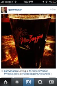Bilbo Baggins Instagram