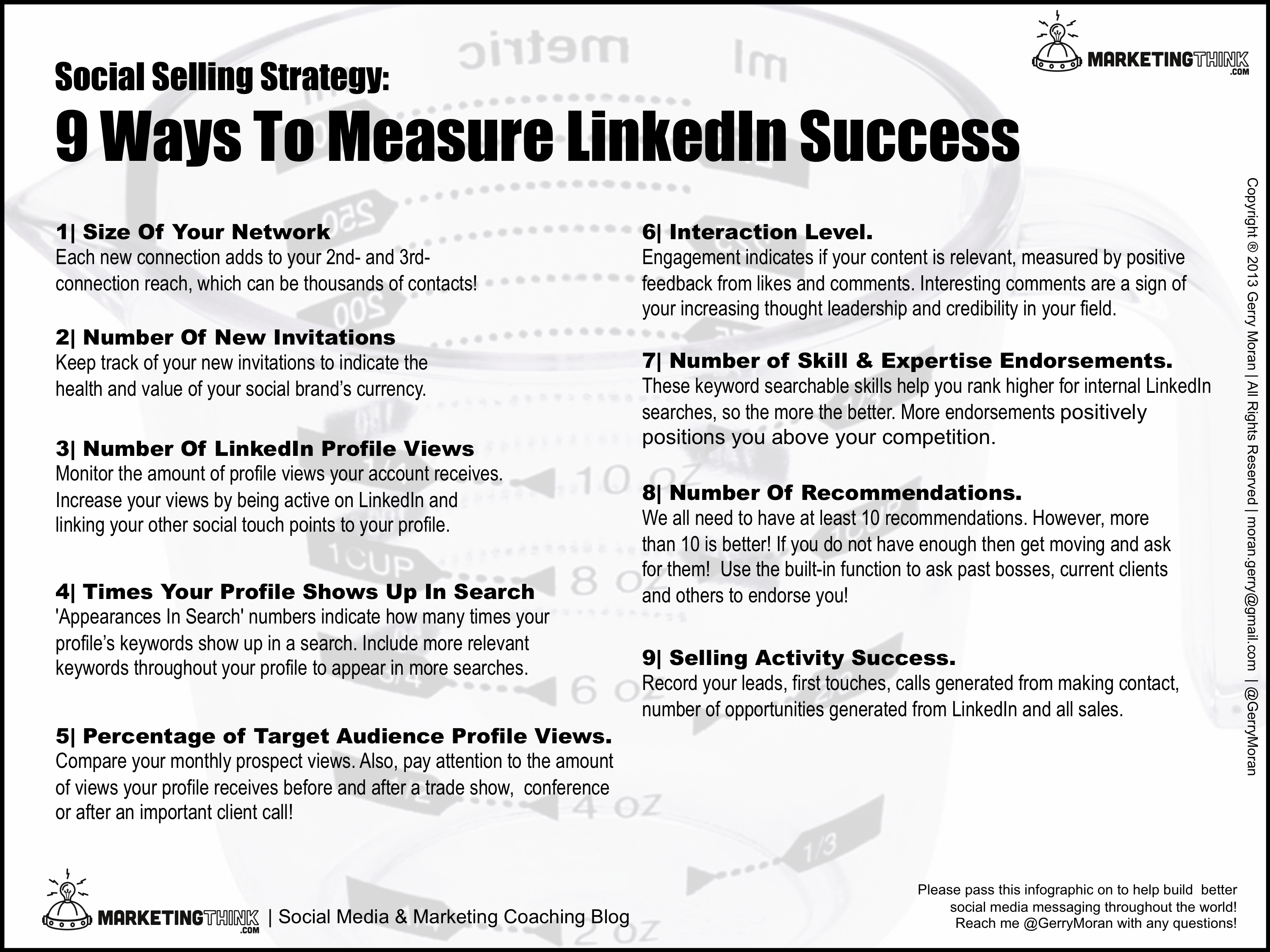 3 Way-Better Ways to Measure Your Success
