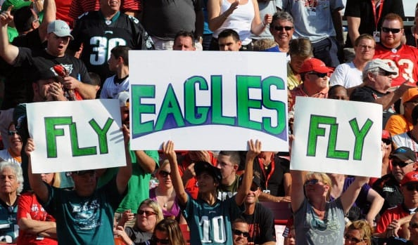 Philadelphia Eagles Home Field Advantage