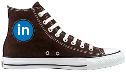 LinkedIn All Star Chuck Taylor
