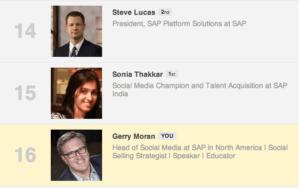 Steve Lucas | SAP
