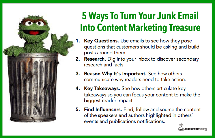 Oscar the Grouch Content | MarketingThink.com