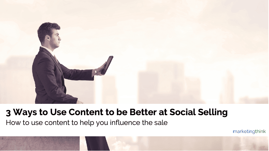content-social-selling