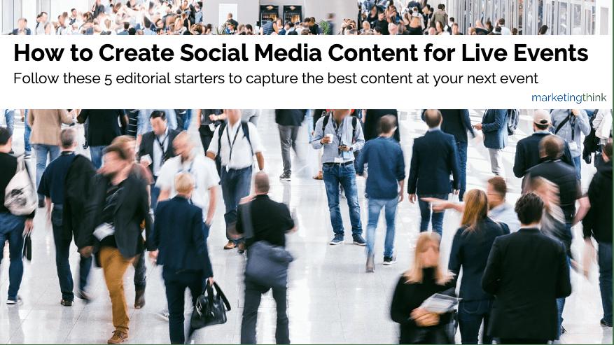 create-social-media-content-event