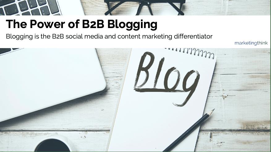 b2b-blogging